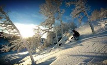 Påmelding Skiweekend